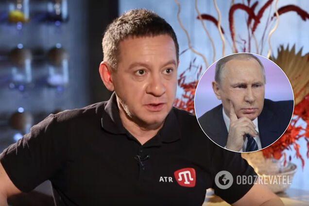 Муждабаев и Путин