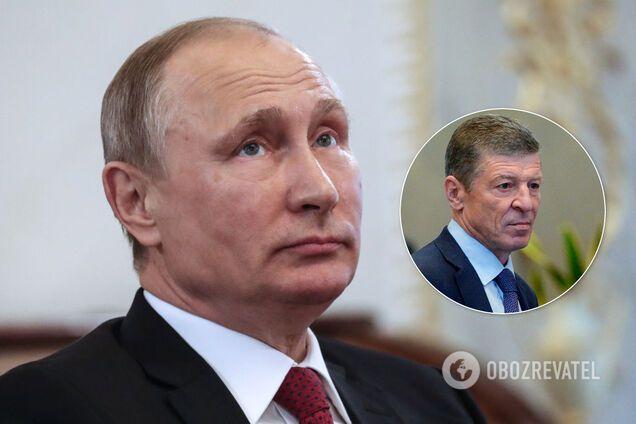 Путін і Козак