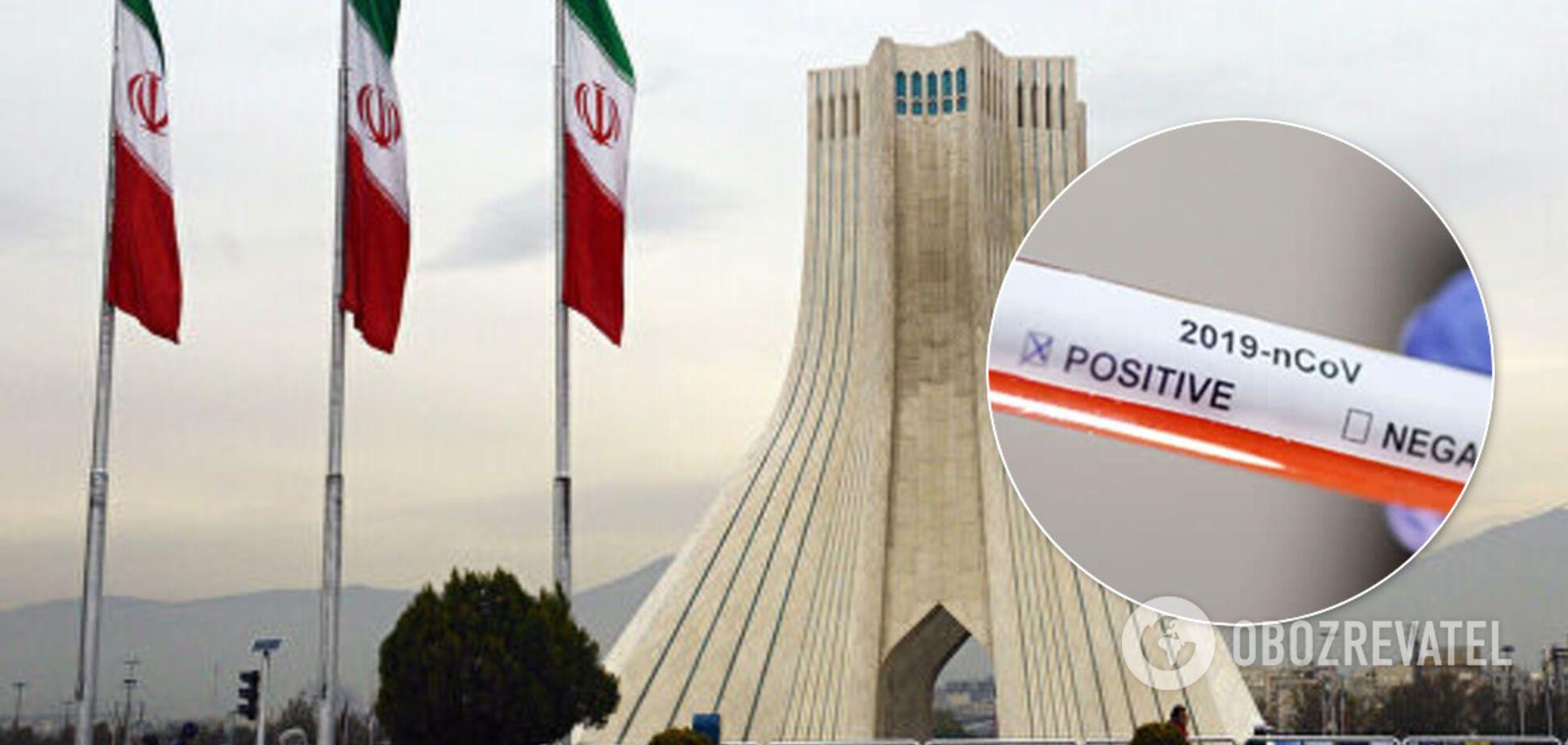 Заступник міністра охорони здоров'я Ірану заразився коронавірусом: відео