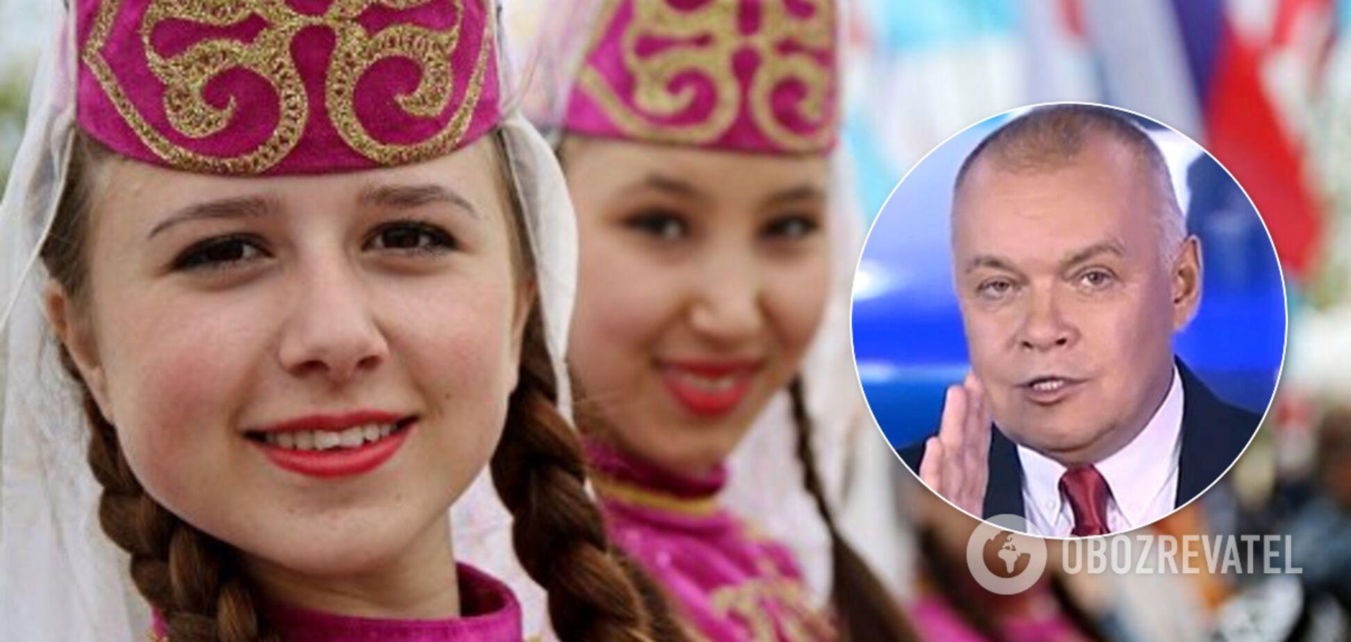 Пропаганда Кремля в Криму