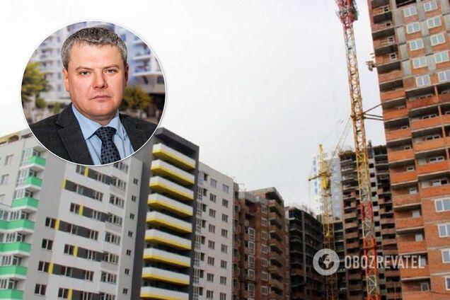 """Майборода продал имущество """"Укрбуда"""""""