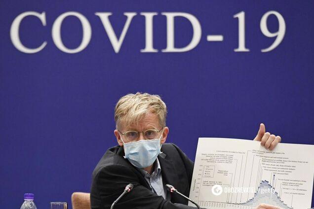 Коронавірус в Європі