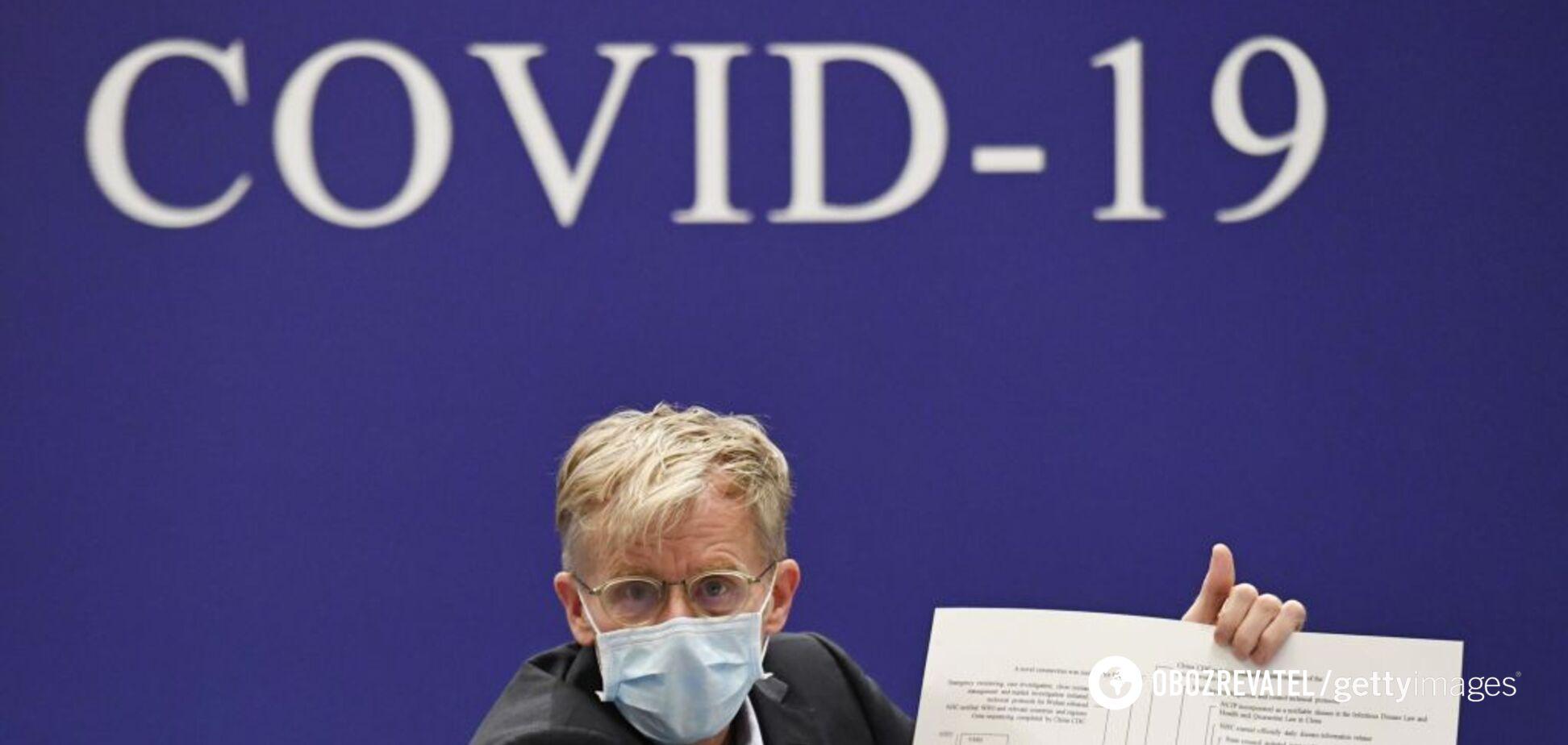 Австрія та Хорватія заявили про перші випадки коронавірусу