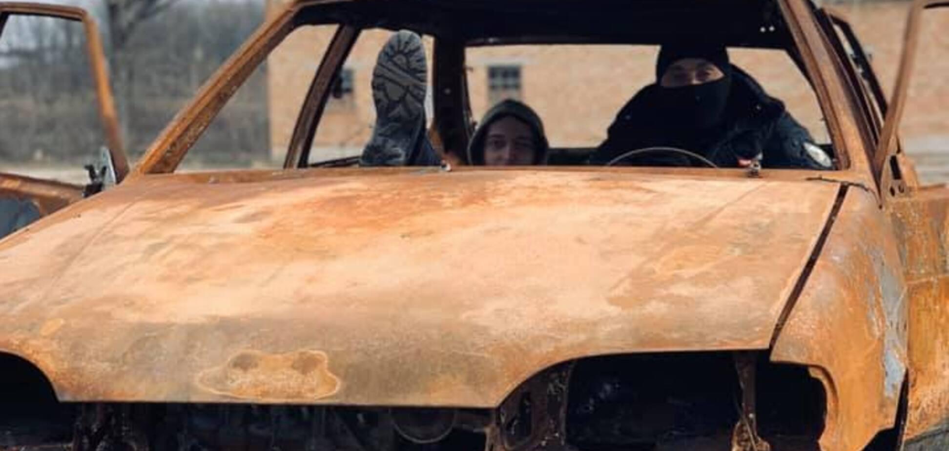 На Одесщине энтузиасты сняли кино о гибели человечества