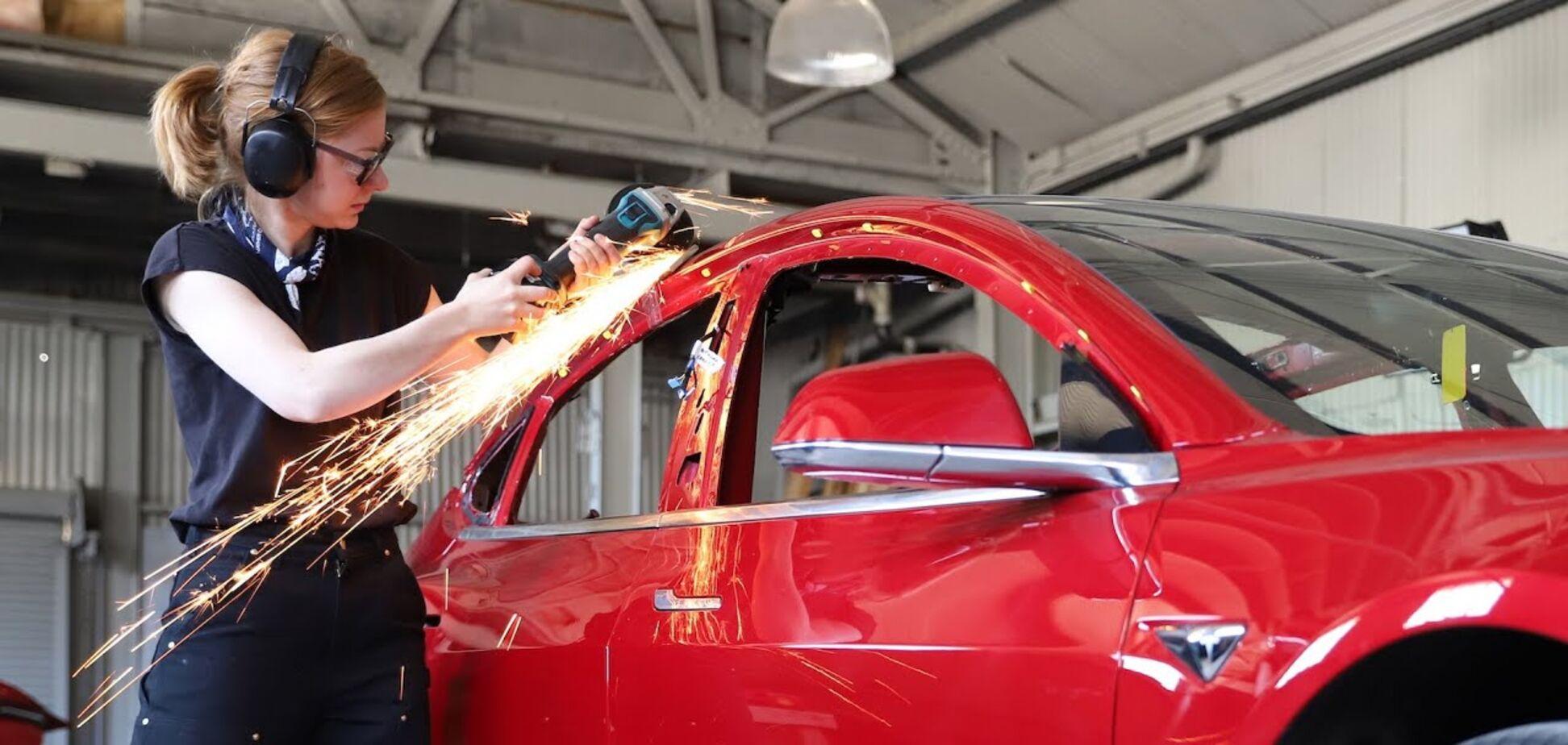 У Tesla назвали дату продажу нового електромобіля Model Y