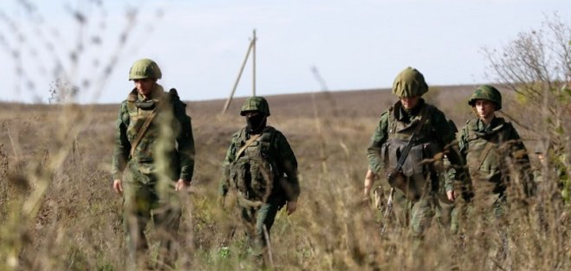 ДРГ росіян на Донбасі