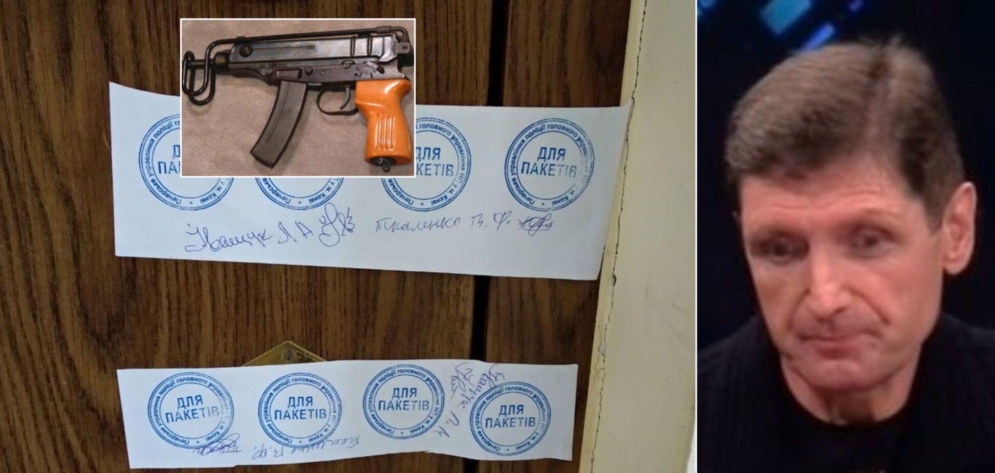 Уголовник из 90-х: что известно о застреленном в Киеве Вульфе
