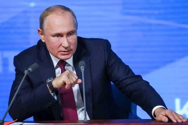 Путін розлютив росіян промовою про Другу світову