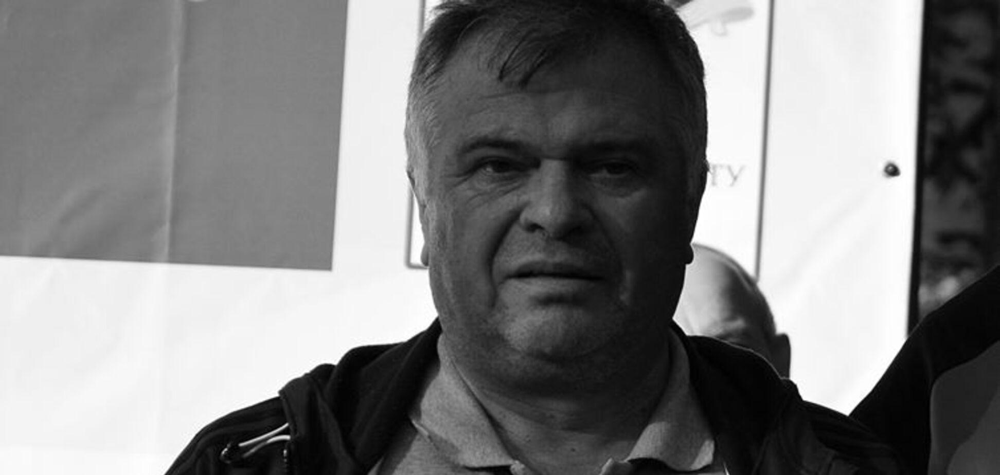 В сборной Украины по биатлону умер начальник команды