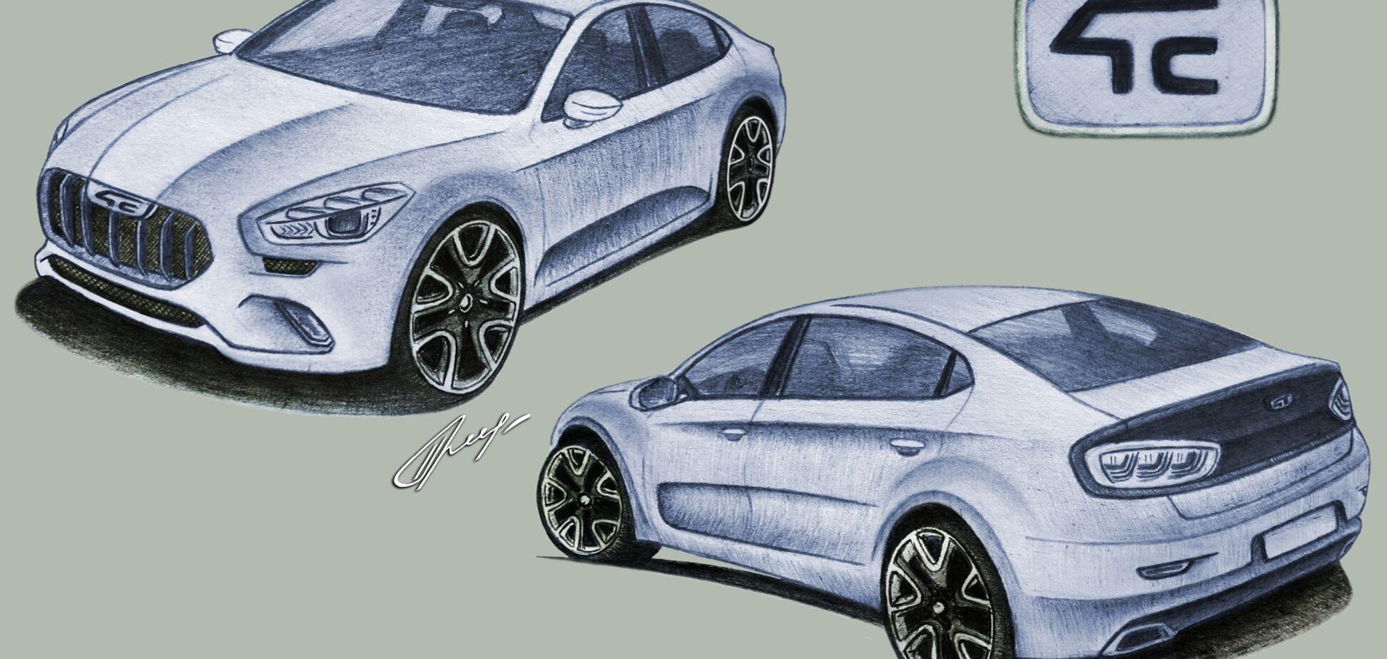 В Украине разрабатывают электромобиль по цене Renault Logan