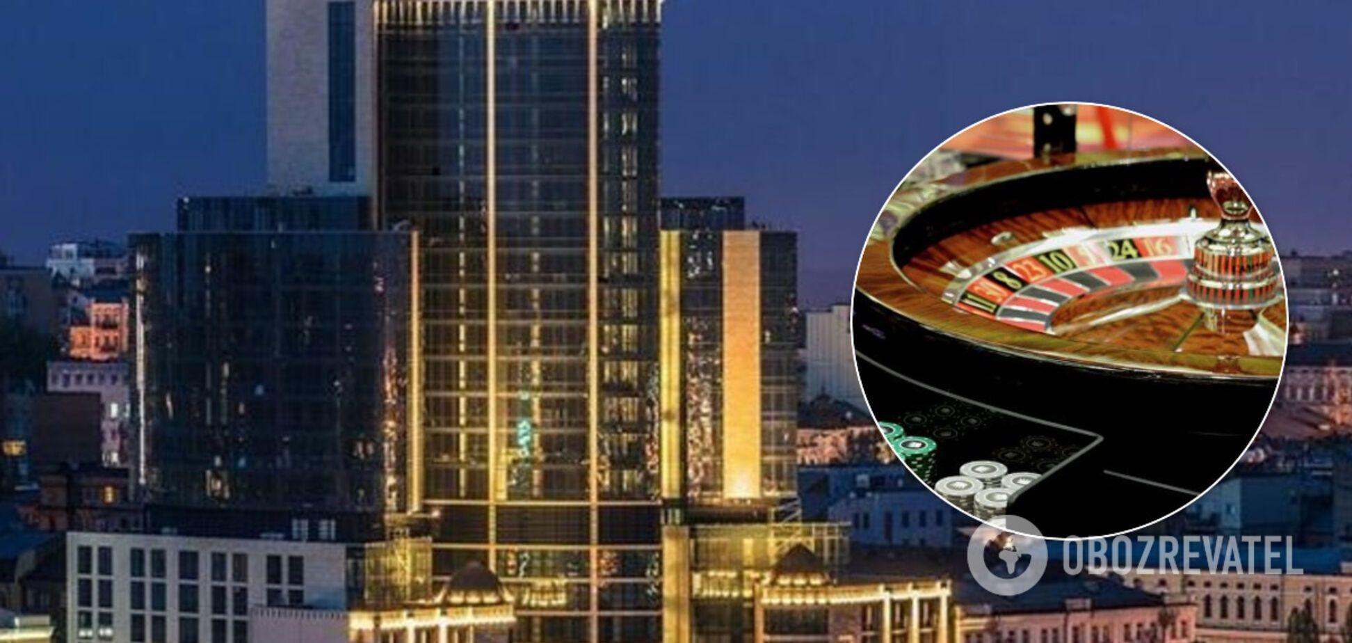 Вложат $25 млн: в киевском отеле готовятся открыть крупное казино