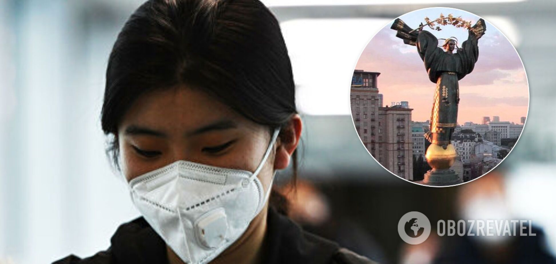 У Києві через коронавірус почали масово скуповувати медичні маски