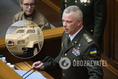 Правительство закупило польские бронемашины вместо украинских – Забродский