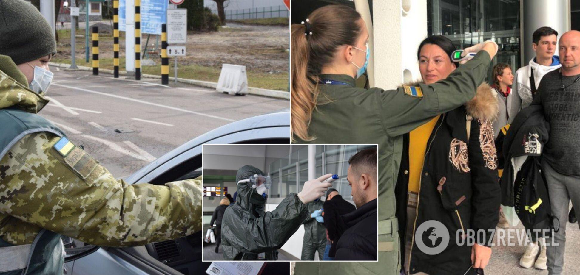На коронавірус перевіряють прямо на вулицях: як прикордонники відправляють українців у лікарні та в чому підступ