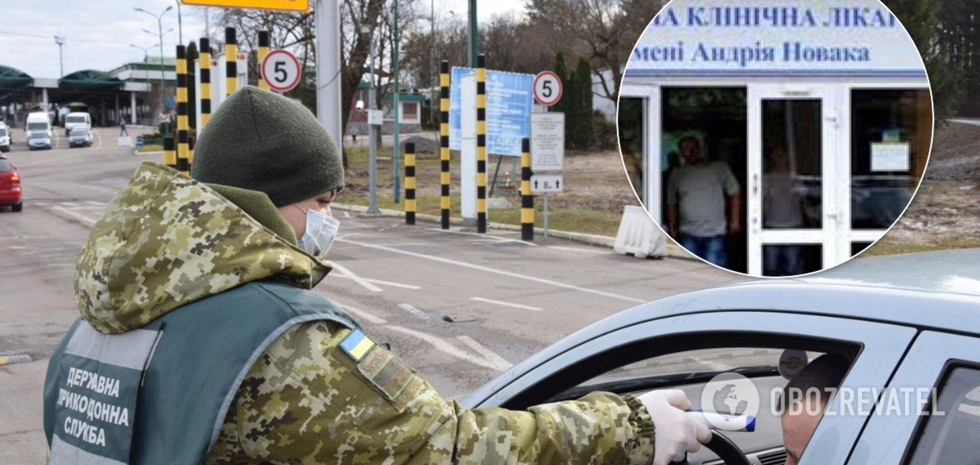 В Ужгороді екстрено госпіталізували жінку з підозрою на коронавірус