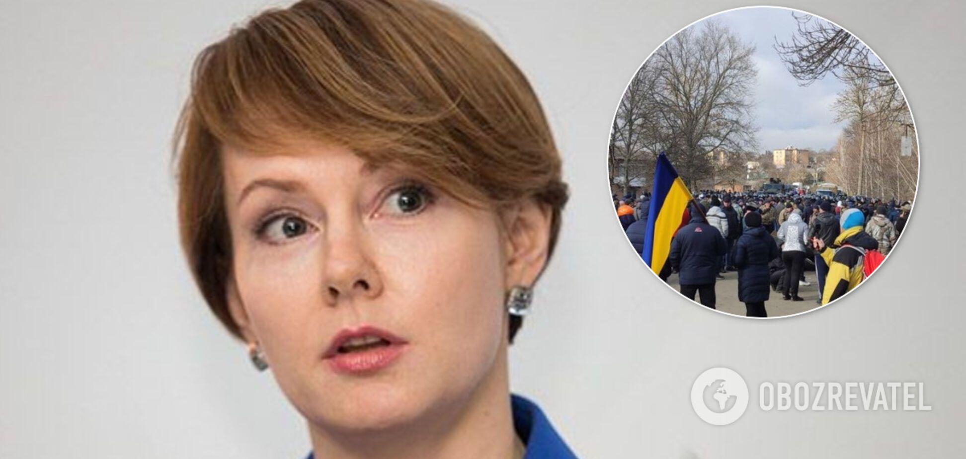 Зеркаль пояснила, чому Нові Санжари відкрили Росії 'ахіллесову п'яту' України
