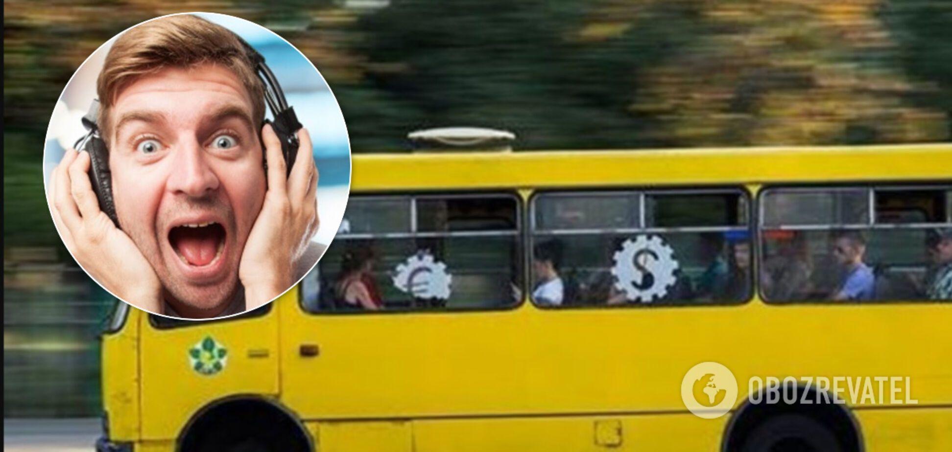 В Ривне подросток угнал маршрутку с людьми. Фото