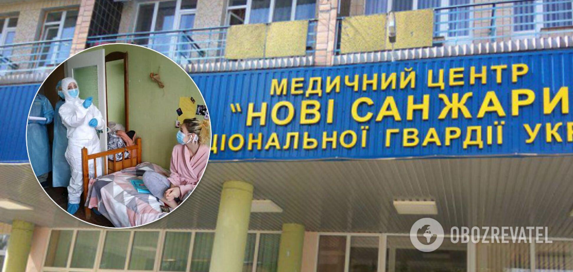 Половина здорові: в РНБО розповіли про тести на коронавірус в евакуйованих із Уханя