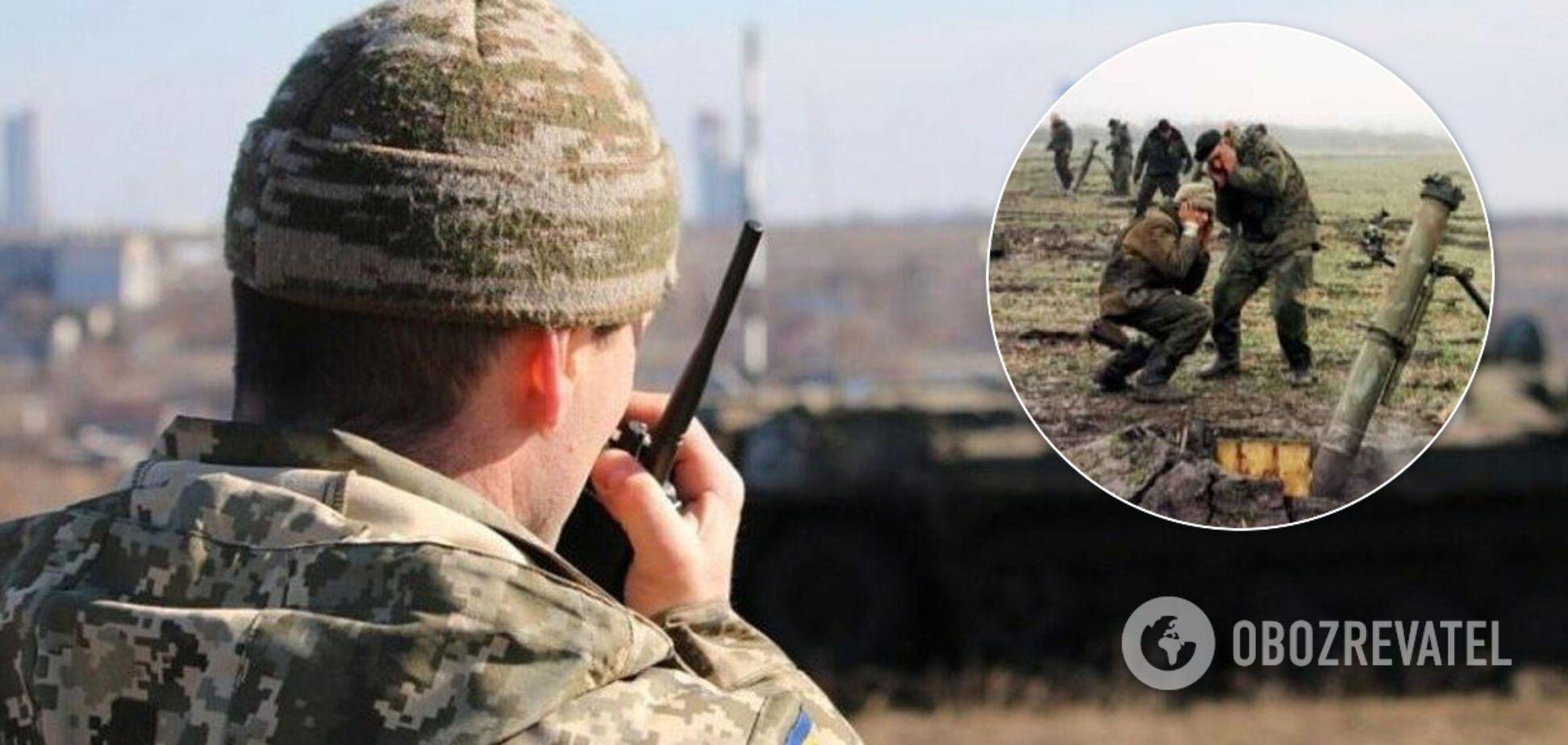 Терористи 'ДНР' влаштували істерику через 'атаку' ЗСУ під Горлівкою