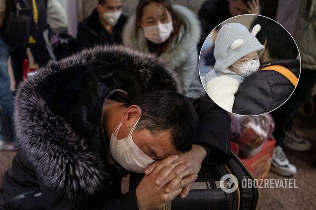 Многие китайцы остались без работы и средств к существованию из-за эпидемии коронавируса