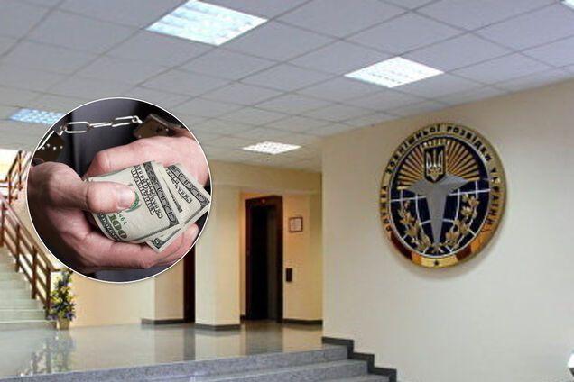 Корупція в СЗРУ