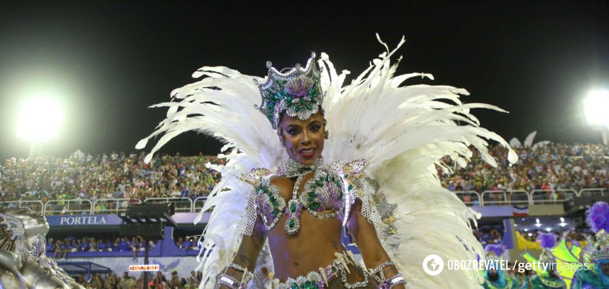 У Бразилії завершився грандіозний карнавал: з'явилися яскраві фото