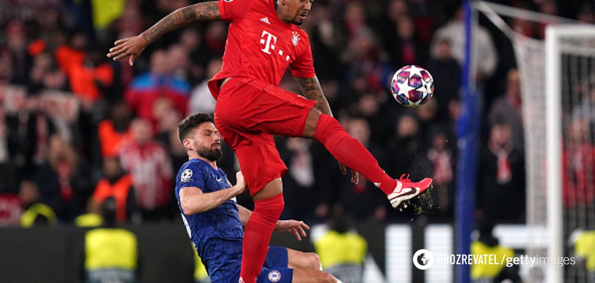 'Челси' - 'Бавария': обзор матча Лиги чемпионов