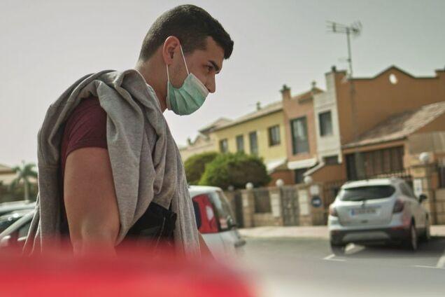 Вспышка коронавируса в Испании