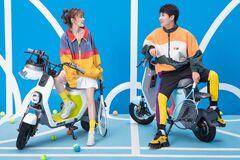 В Китае показали интеллектуальный скутер от Xiaomi, которым можно управлять со смартфона