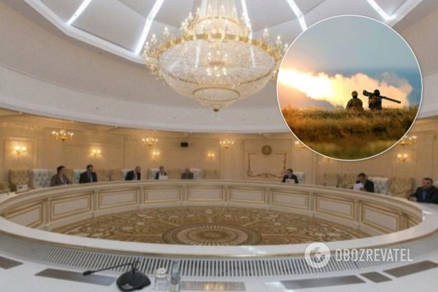 В Минске обсудили попытку прорыва под Золотым и коронавирус