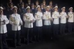 Моряки спели Воины света