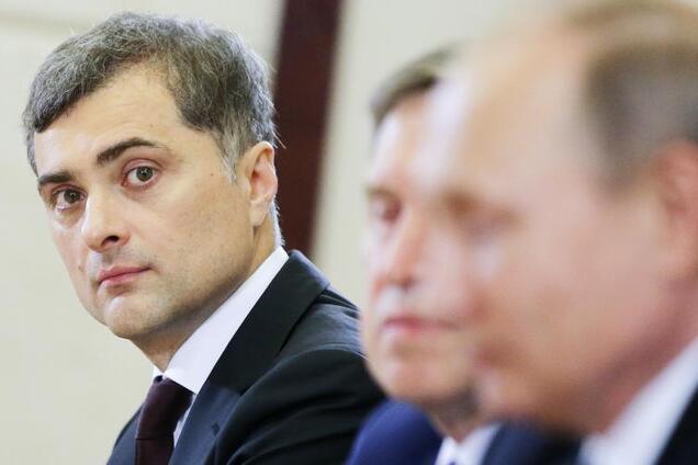 Сурков закликав обнулити президентський термін Путіна