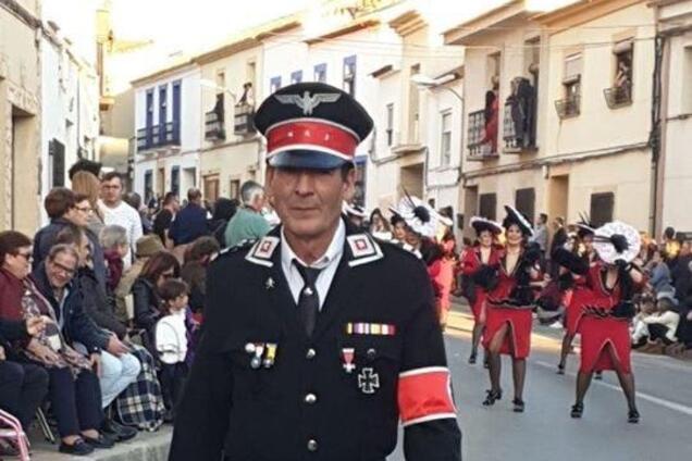 Израиль возмутил испанский карнавал на тему Холокоста. Фото и видео