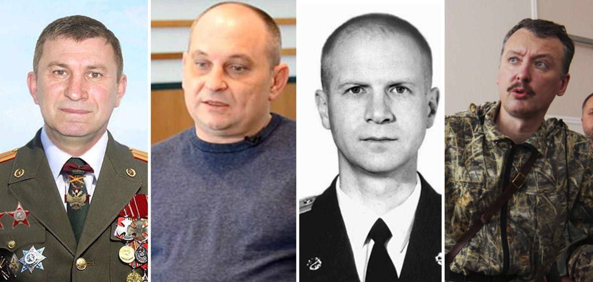 Керував терористами і перевозив 'Бук': що відомо про підозрюваних у справі збитого МН17