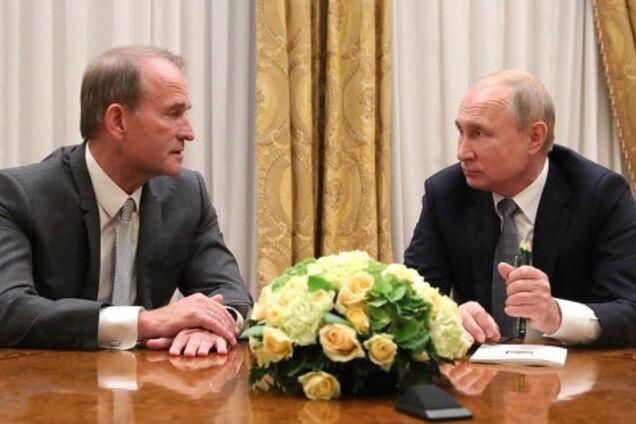 Турчинов назвал Медведчука врагом Украины наравне с Путиным