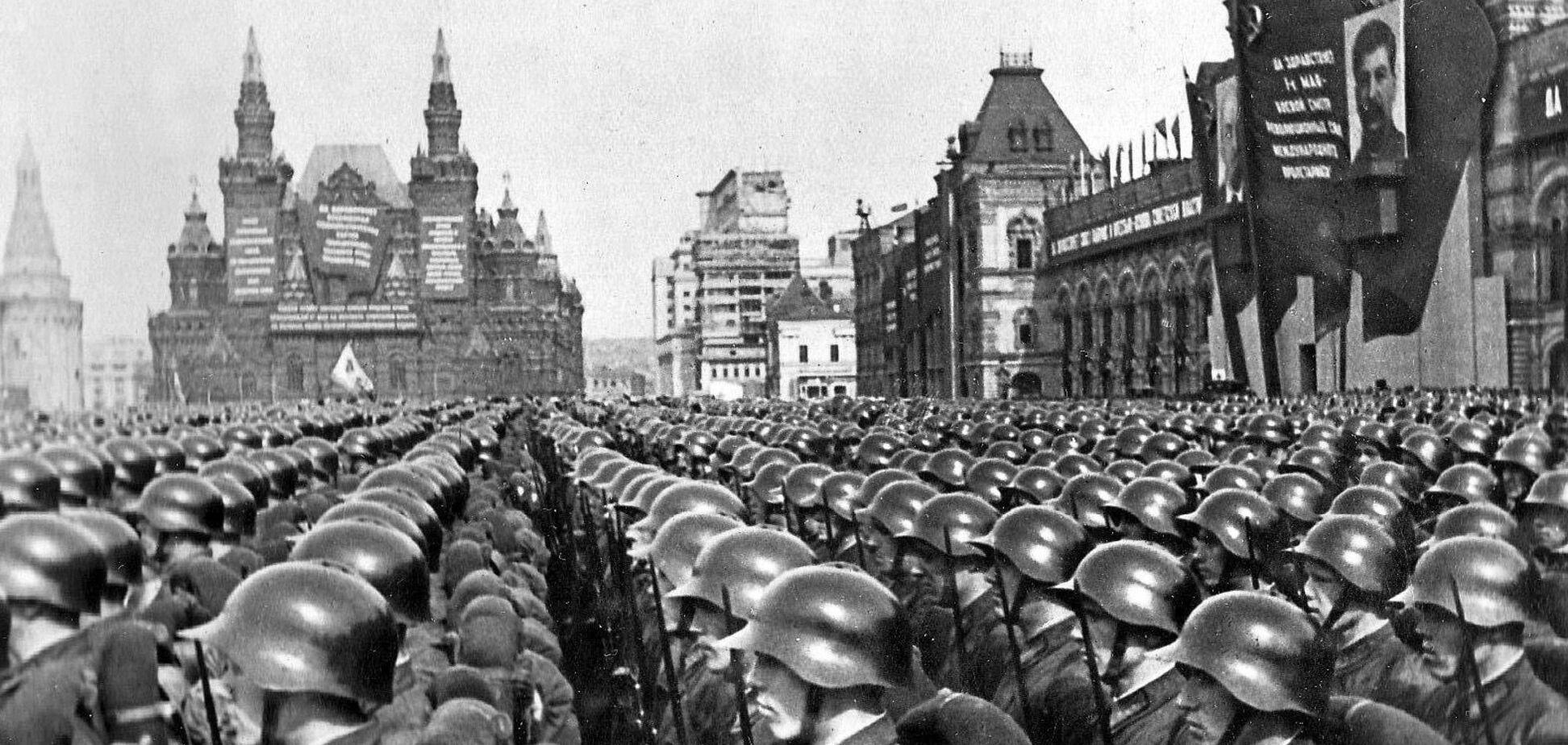 В штабе сталинской армии сидели идиоты
