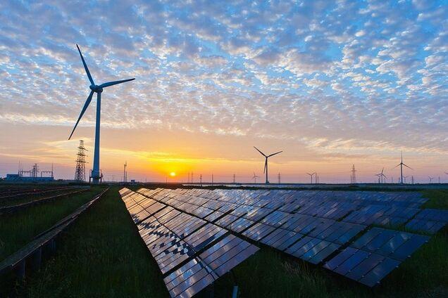 Источники возобновляемой энергии