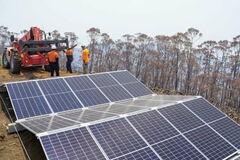 Мільярдер з США закупив сонячних панелей на $12 млн: у чому причина
