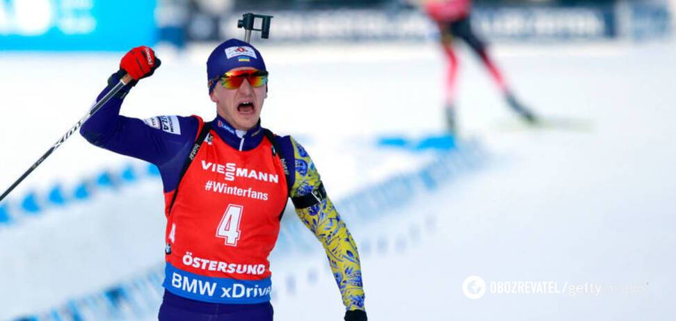 Україна завоювала 'золото' на чемпіонаті Європи з біатлону