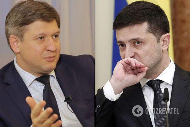 Данилюк и Зеленский