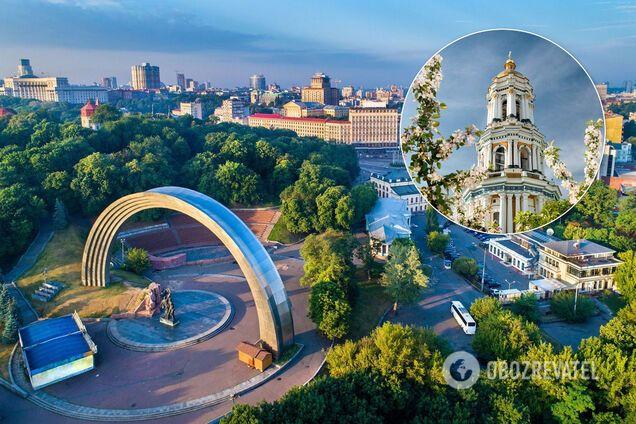 В Киев в марте придет настоящая весна. Иллюстрация