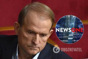 Нацсовет оштрафовал телеканал Медведчука NewsOne за разжигание вражды