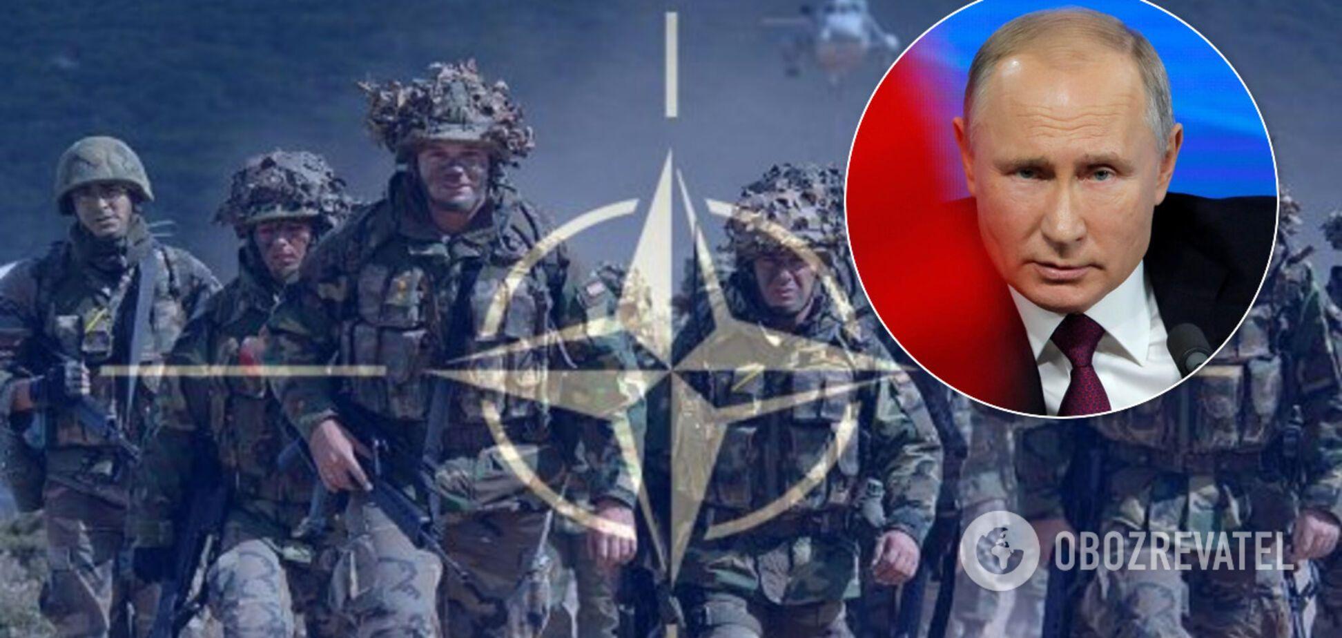 НАТО и США начинают мощные военные учения: Путин доигрался