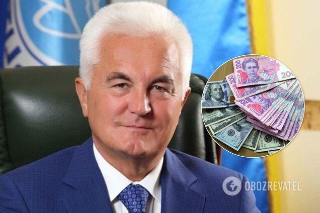 """Глава """"Укргидроэнерго"""" Игорь Сирота заработал за 2019 год 10 миллионов гривен"""