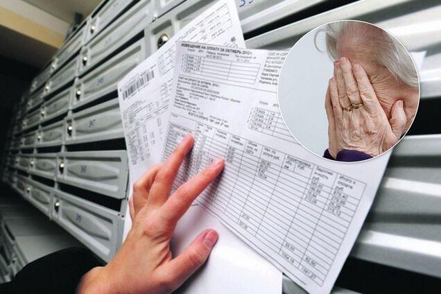 Украинцев заставляют платить за коммуналку соседей: в платежках по 50 тысяч, а власти бездействуют