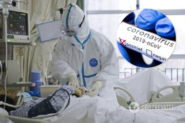 Украинка заразилась коронавирусом в Италии