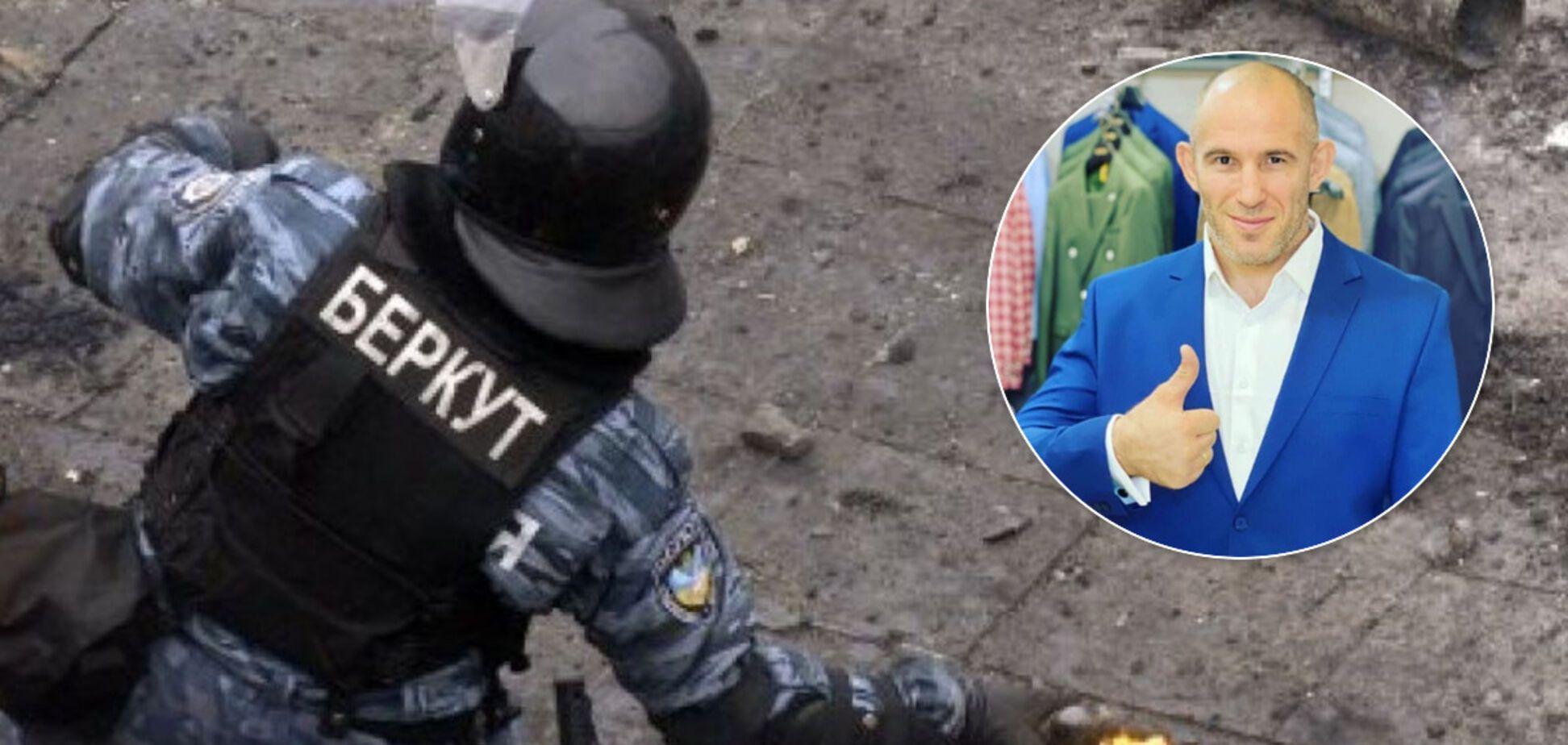 Харьковский боец ММА пожалел, что 'Беркут' на Майдане не 'перекосил это стадо'