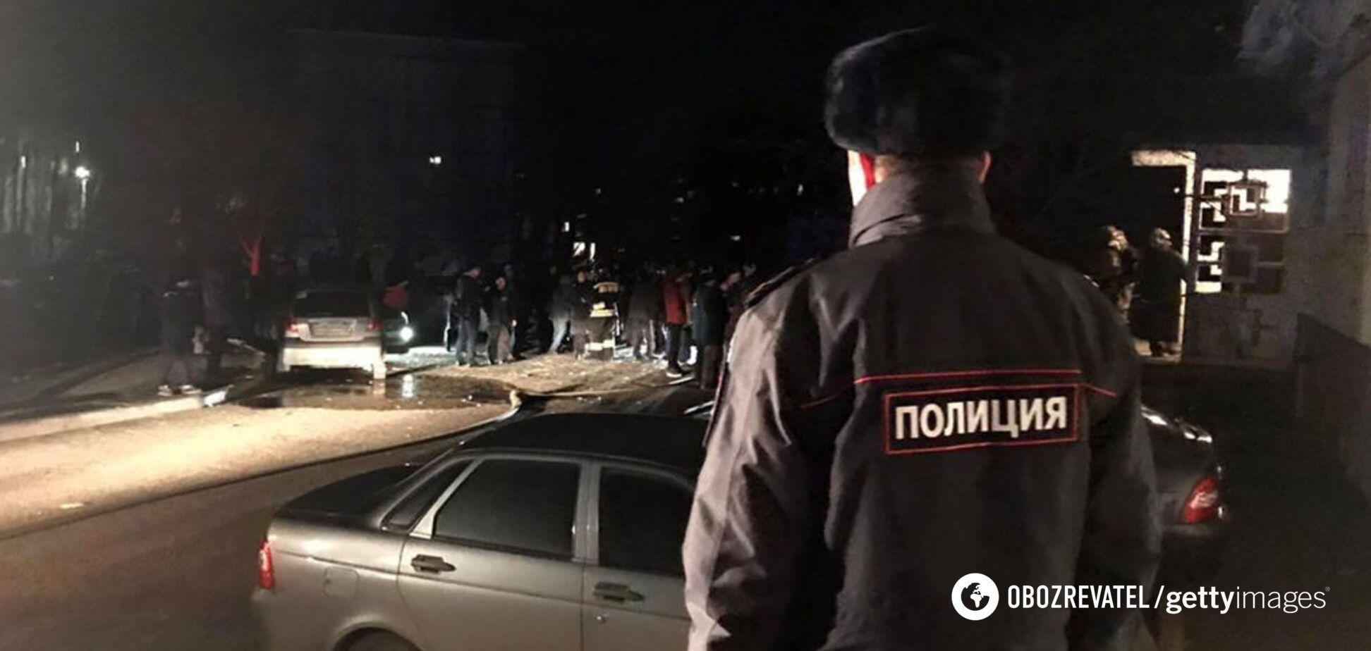 У Росії копи вбили електрошокером сплячого пасажира таксі