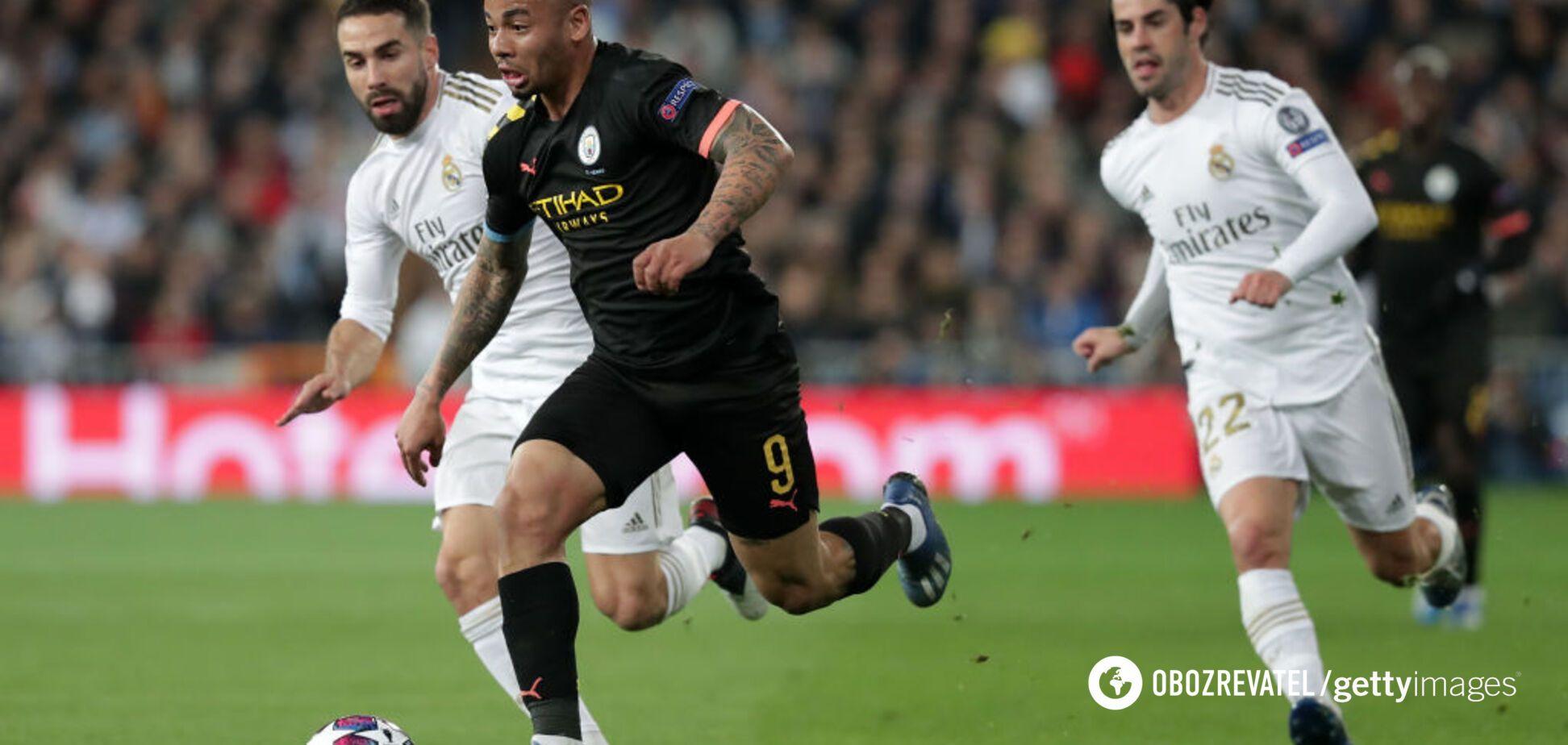 'Реал' - 'Манчестер Сити': видеообзор Лиги чемпионов