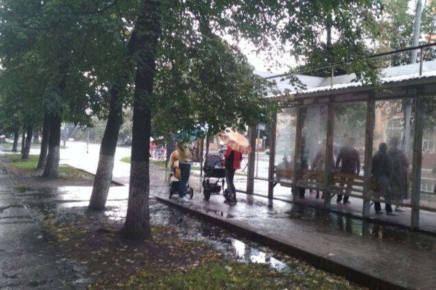 Погода на лето в Украине